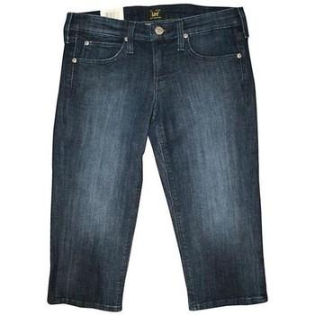 textil Mujer Shorts / Bermudas Lee Capri L352EWNS azul marino