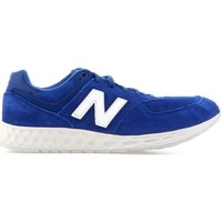 Zapatos Hombre Zapatillas bajas New Balance MFL574FE azul