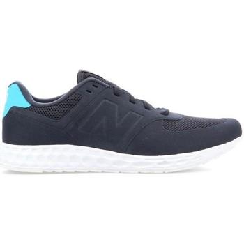 Zapatos Hombre Zapatillas bajas New Balance Mode De Vie MFL574NB negro