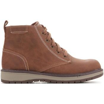 Zapatos Niños Botas de caña baja Skechers Gravlen Brown 94060L-BRN marrón