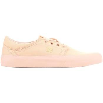Zapatos Mujer Zapatillas bajas DC Shoes DC Wmns Trase TX ADJS300078-PEC rosado