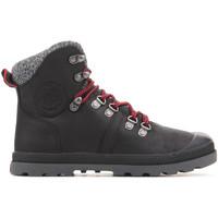 Zapatos Mujer Senderismo Palladium Pallabrouse Hikr 95140-041 negro