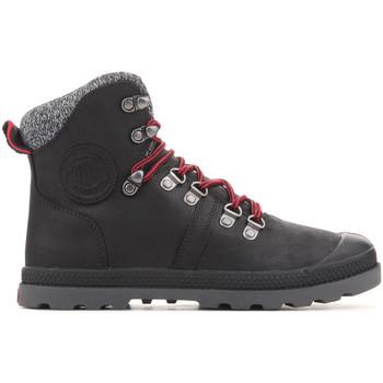 Zapatos Mujer Senderismo Palladium Pallabrouse Hikr 95140-041 black