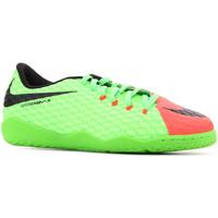 Zapatos Niños Sandalias Nike JR Hypervenomx Phelon III IC 852600 308 green, naranja
