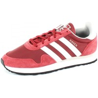 Zapatos Zapatillas bajas adidas Originals Haven Rouge