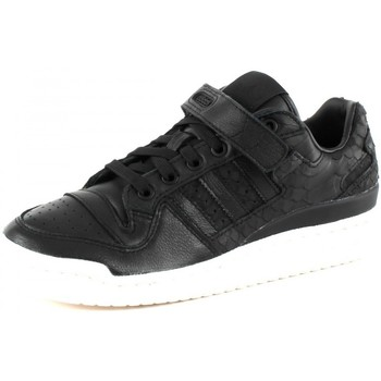 Zapatos Zapatillas bajas adidas Originals Forum Low Noir