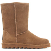 Zapatos Mujer Botas de nieve Bearpaw Elle Tall 1963W Hickory II brown