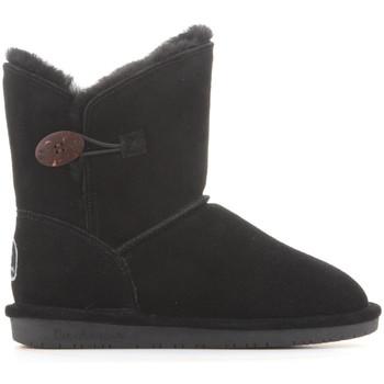 Zapatos Mujer Botas de nieve Bearpaw Rosie 1653W-011 Black II