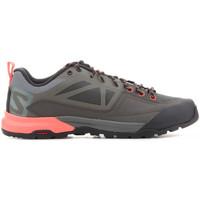 Zapatos Mujer Senderismo Salomon X Alp Spry W 398601 marrón