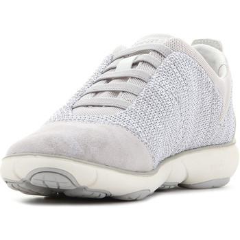 Geox D Nebula C D621EC 06K22 C1002 marrón gris - Zapatos Deportivas bajas Mujer 9890