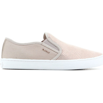Zapatos Niños Sandalias Geox J Kilwi G.D J62D5D 007DW C8182 marrón, oro