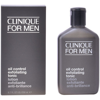Belleza Hombre Desmaquillantes & tónicos Clinique Men Oil Control Exfoliating Tonic  200 ml