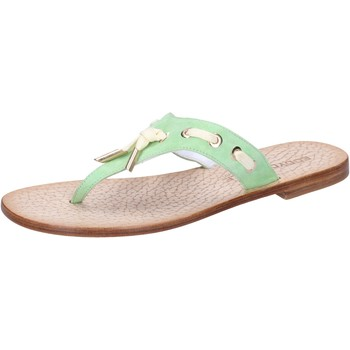 Zapatos Mujer Sandalias Eddy Daniele AW326 Verde