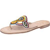 Zapatos Mujer Sandalias Eddy Daniele AV408 Multicolor