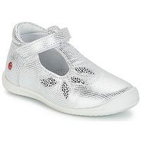 Zapatos Niña Zapatillas bajas GBB MARGOT Vte / Plateado / Dpf / Zafra