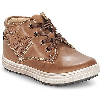 Zapatos Niño Zapatillas bajas GBB NINO Vte / Marrón / Dpf / Gomez