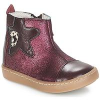 Zapatos Niña Botas de caña baja GBB LIAT Vte / Bordo / Dpf / 2706