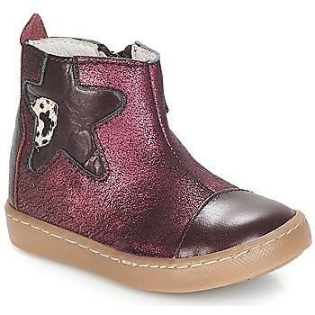 Zapatos Niña Zapatillas bajas GBB LIAT Vte / Bordo / Dpf / 2706