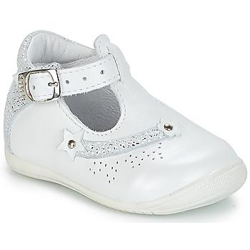 Zapatos Niña Zapatillas bajas GBB PASCALE Vte / Blanco / Dpf / Kezia