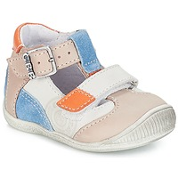 Zapatos Niño Sandalias GBB PIERRE Vtc / Gris azul / Dpf / Raiza