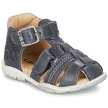 Zapatos Niño Sandalias GBB PRIGENT Vte / Marino / Dpf / Filou