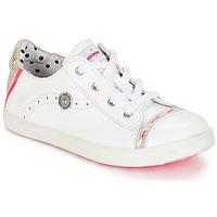 Zapatos Niña Zapatillas bajas Catimini PANDA Vte / Blanco / Dpf / Venus
