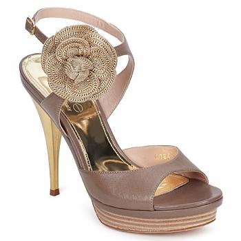 Zapatos Mujer Sandalias Fericelli MINKA Cabra / Tottola
