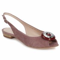 Zapatos Mujer Sandalias Fericelli PITOUCLI Cabra / Malva