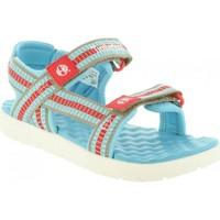 Zapatos Niños Sandalias Timberland A1NLQ PERKINS Azul