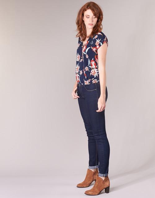 Attitude Mujer Textil TopsBlusas Casual Rizzie Multicolor HW9IDEY2