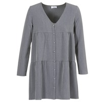 textil Mujer vestidos cortos Betty London JOGURET Gris