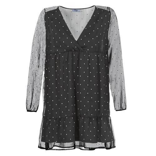 Betty London JASECLU Negro - Envío gratis | ! - textil vestidos cortos Mujer