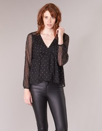 textil Mujer Tops / Blusas Betty London JENASQUE Negro