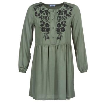 textil Mujer vestidos cortos Betty London JARAZA Kaki