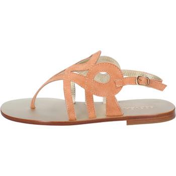Zapatos Mujer Sandalias Eddy Daniele AW320 Naranja