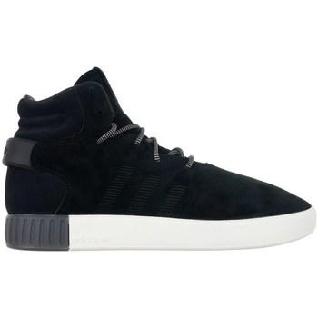 Zapatos Hombre Botas de caña baja adidas Originals Tubular Invader Negro