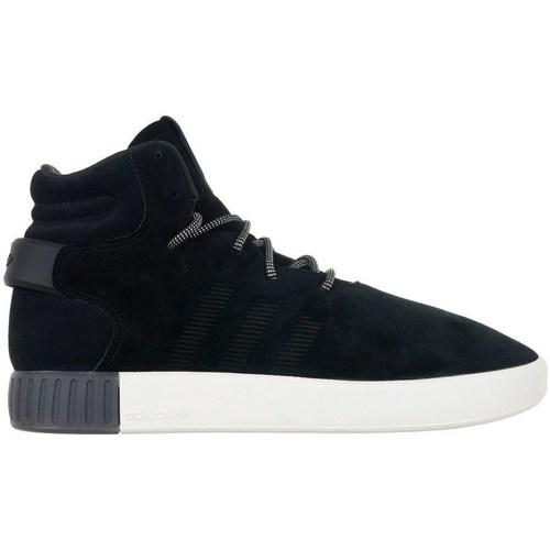 adidas Originals Tubular Invader Negro - Zapatos Botas de caña baja Hombre
