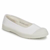Zapatos Mujer Bailarinas-manoletinas Bensimon BALLERINE Blanco