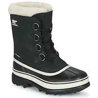 Zapatos Mujer Botas de nieve Sorel CARIBOU Negro