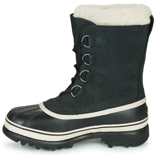 Botas Nieve De Caribou Zapatos Sorel Mujer Negro 2ED9YHeWIb