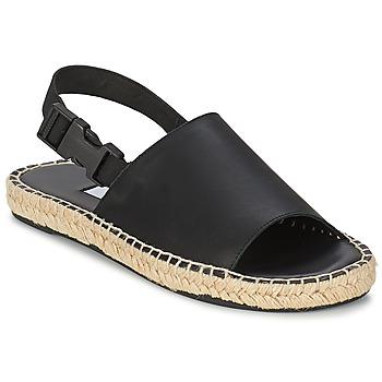 Zapatos Mujer Sandalias Miista STEPH Negro