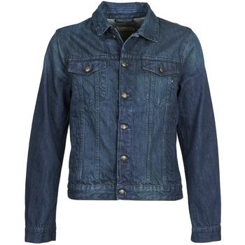 textil Hombre chaquetas denim Chevignon BREWA DENIM Azul