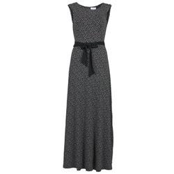 textil Mujer vestidos largos Alba Moda HEIDA Negro