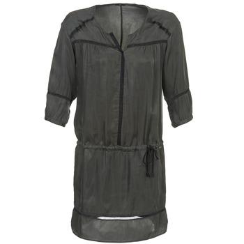 textil Mujer vestidos cortos Ikks CHICOLA Gris