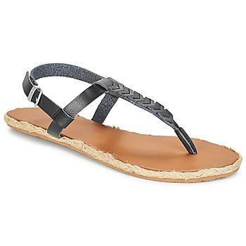 Zapatos Hombre Chanclas Volcom TRAILS SNDL Negro