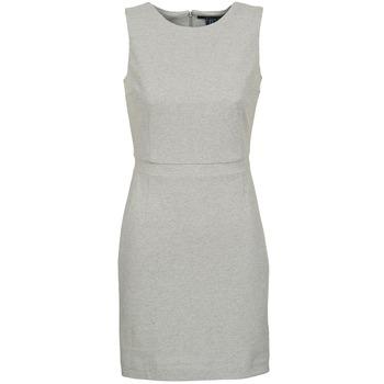 textil Mujer Vestidos cortos Gant L. JERSEY PIQUE Gris