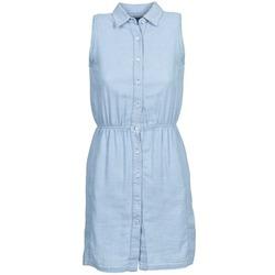 textil Mujer vestidos cortos Gant O. INDIGO JACQUARD Azul