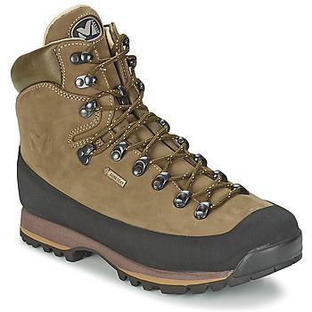 Zapatos Hombre Senderismo Millet BOUTHAN GTX Almendra