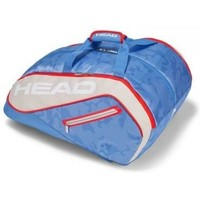 Bolsos Mochila de deporte Head PALETERO  TOUR TEAM PADEL MONSTERCOMBI AZUL CLARO ARENA AZUL