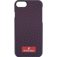Bolsos funda móvil Devid Label DOTS IPHONE CASE | NERO |  | CVDOTS Noir
